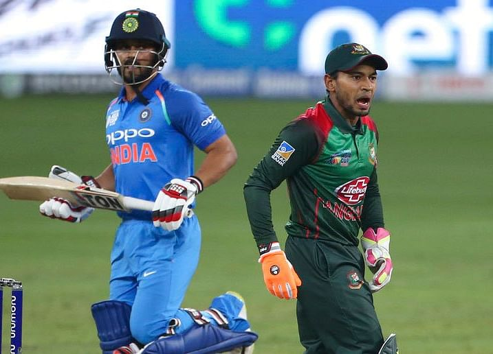 India Beat Bangladesh in a Last-Ball Thriller to Win 7th Asia Cup