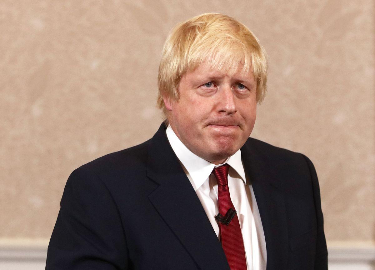 Boris Johnson Mounts Attack on May Over Brexit Talks