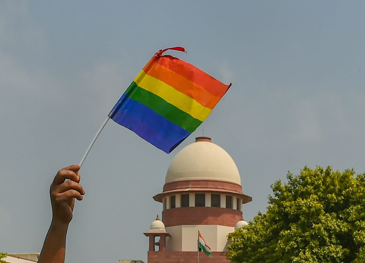 Review Plea Filed In Supreme Court For Civil Rights Of Homosexuals