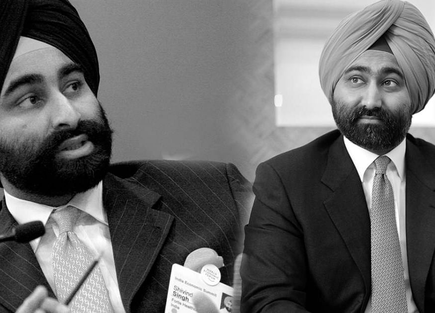 Fortis Asks India to Arrest Tycoon Founders Accused of Fraud