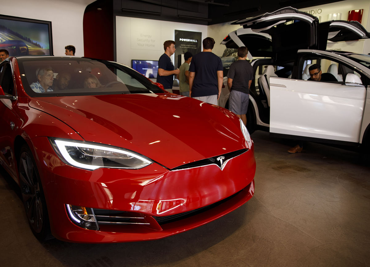 Tesla Is Offering Customers Incentives in an End-of-Quarter Push