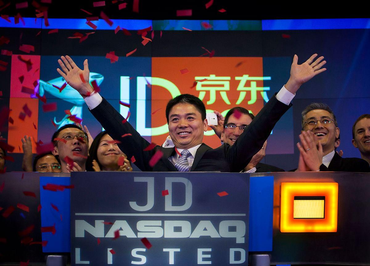 JD.com CEO Returns Home After U.S. Sexual Misconduct Arrest