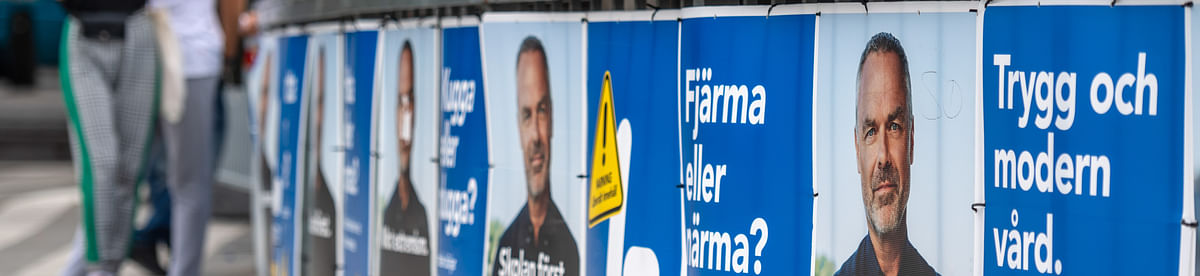 Elections In Sweden: Panic Grips Swedish Establishment Facing An Election  Beating