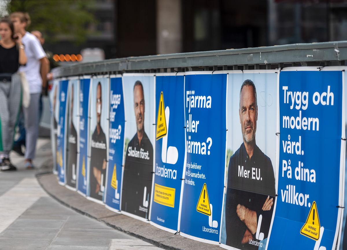 Panic Grips Swedish Establishment Facing an Election Beating
