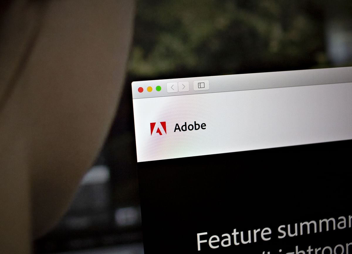 Adobe Gives Rosy Forecast Signaling Creative Software Growth
