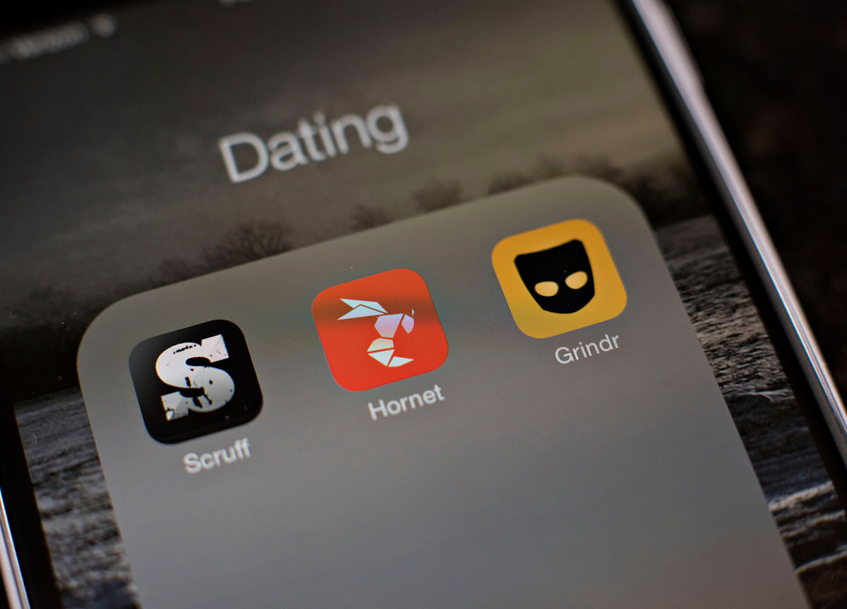 Grindr Holds a Mirror to China's Subtle Evolution