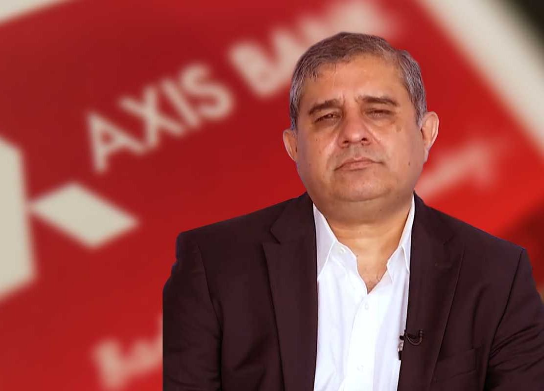HDFC Life's Amitabh Chaudhry To Head Axis Bank