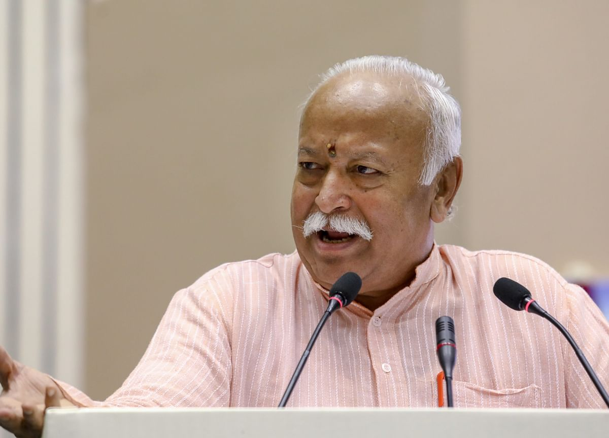 RSS Chief Should Head Ram Temple Trust, Says Ayodhya Mahant