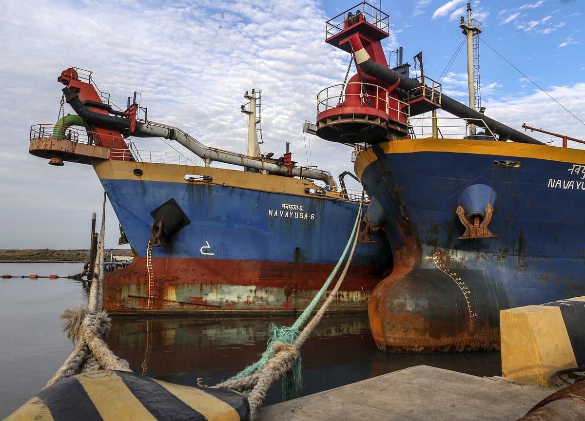 Adani Ports' Shares Swing On Plan To Acquire Krishnapatnam Port