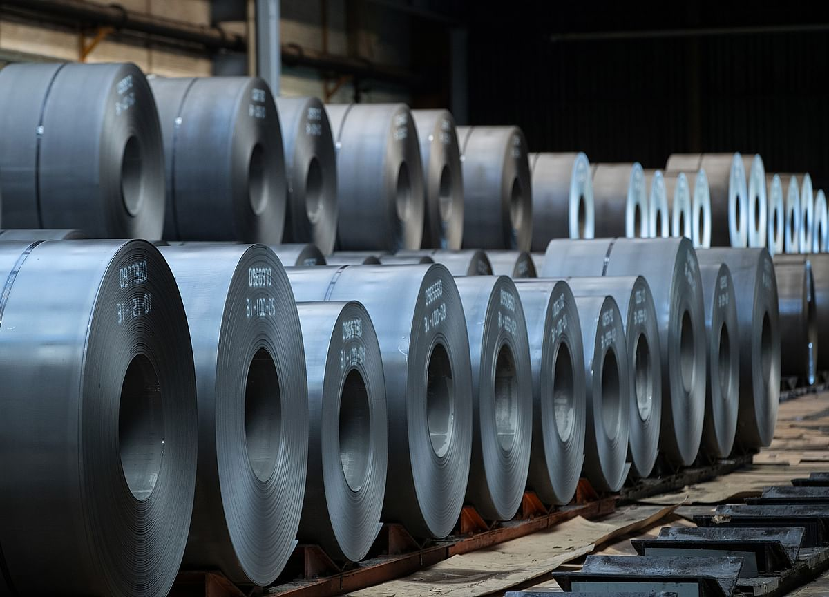 Motilal Oswal: Steel Bouncing Back Strongly, Stay Positive