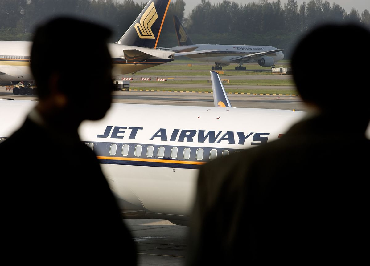 Jet Airways Gets Two Binding Bids In Fourth Round