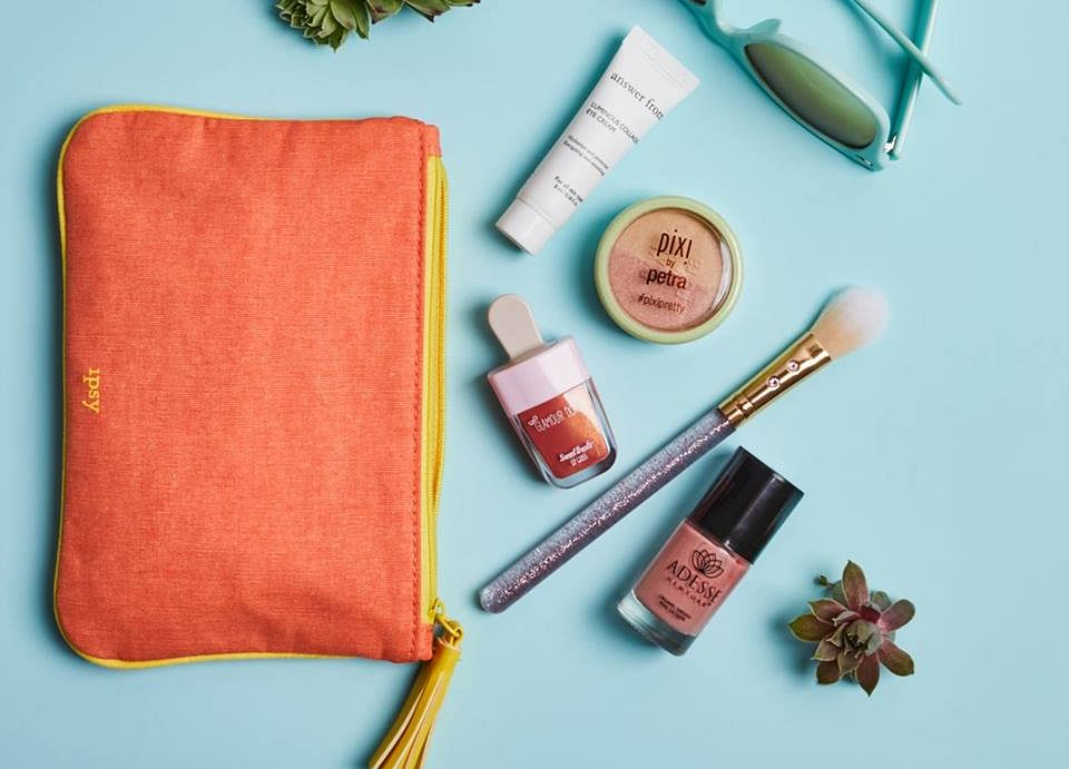 TPG-Backed Makeup Startup Ipsy Is Considering a Sale or IPO