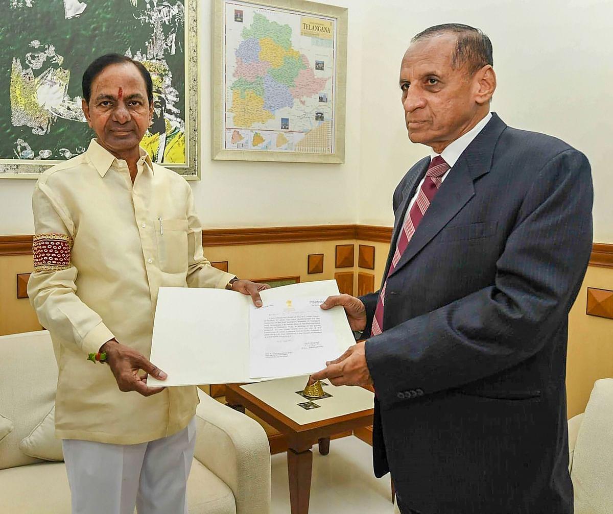 Did Telangana Chief Minister KC Rao Seek Early Polls To Counter Anti-Incumbency?