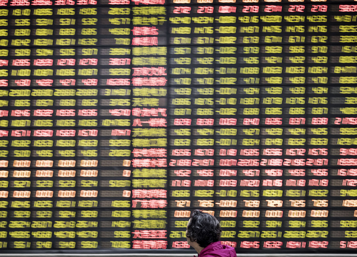 Why Investors Should Fear China's Buyback Wave