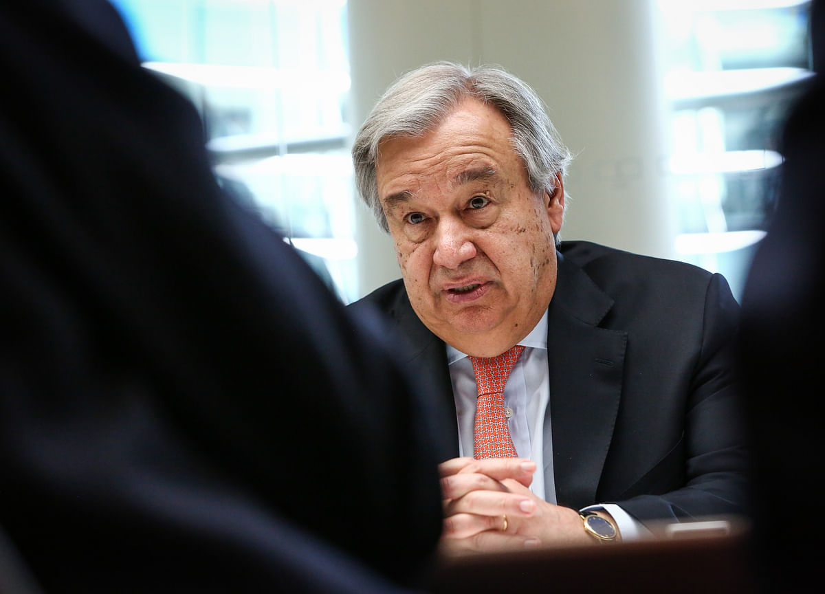 Climate Change Running Faster Than Us, U.N. Chief Says Citing Kerala Floods