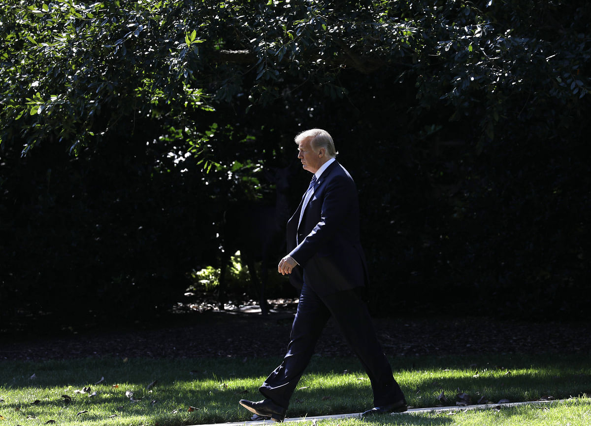 The White House's Steady State of Crisis