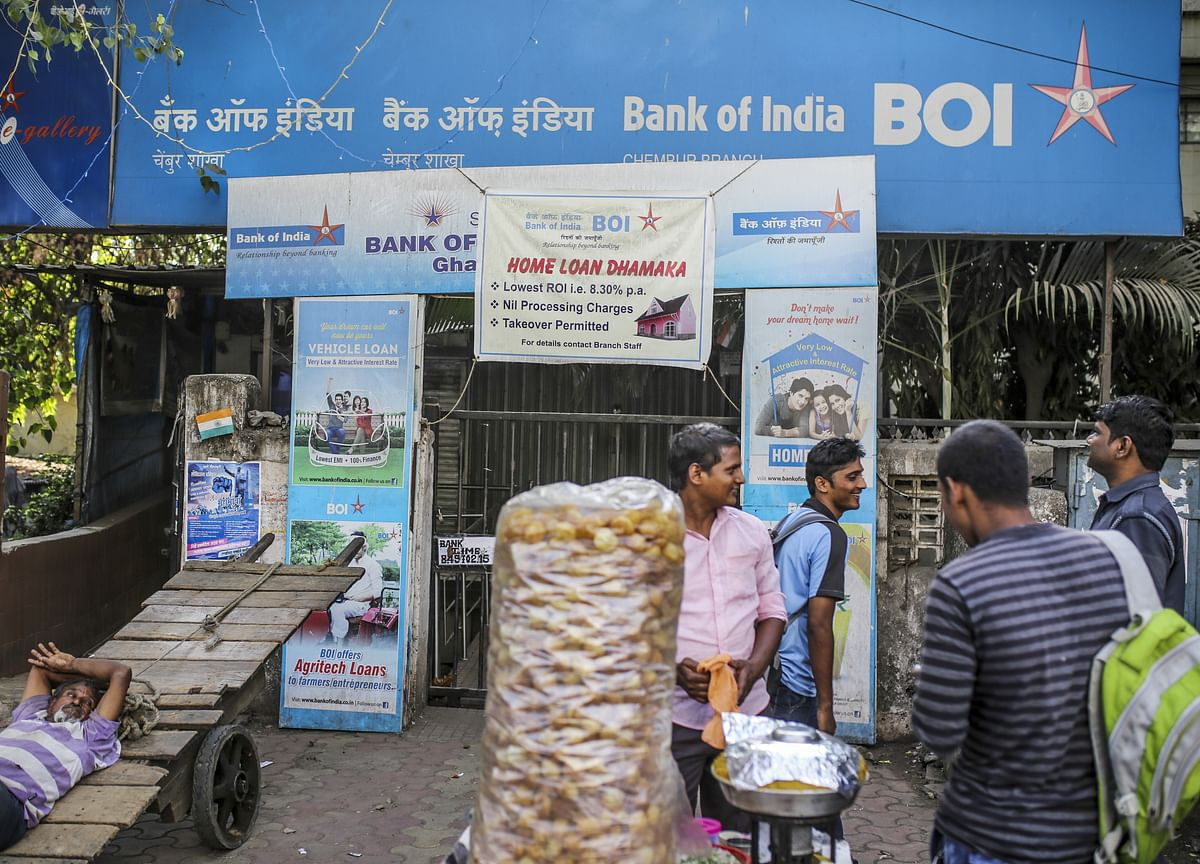 Bank Of India Invites Bids For Stake Sale In Three Associate Companies