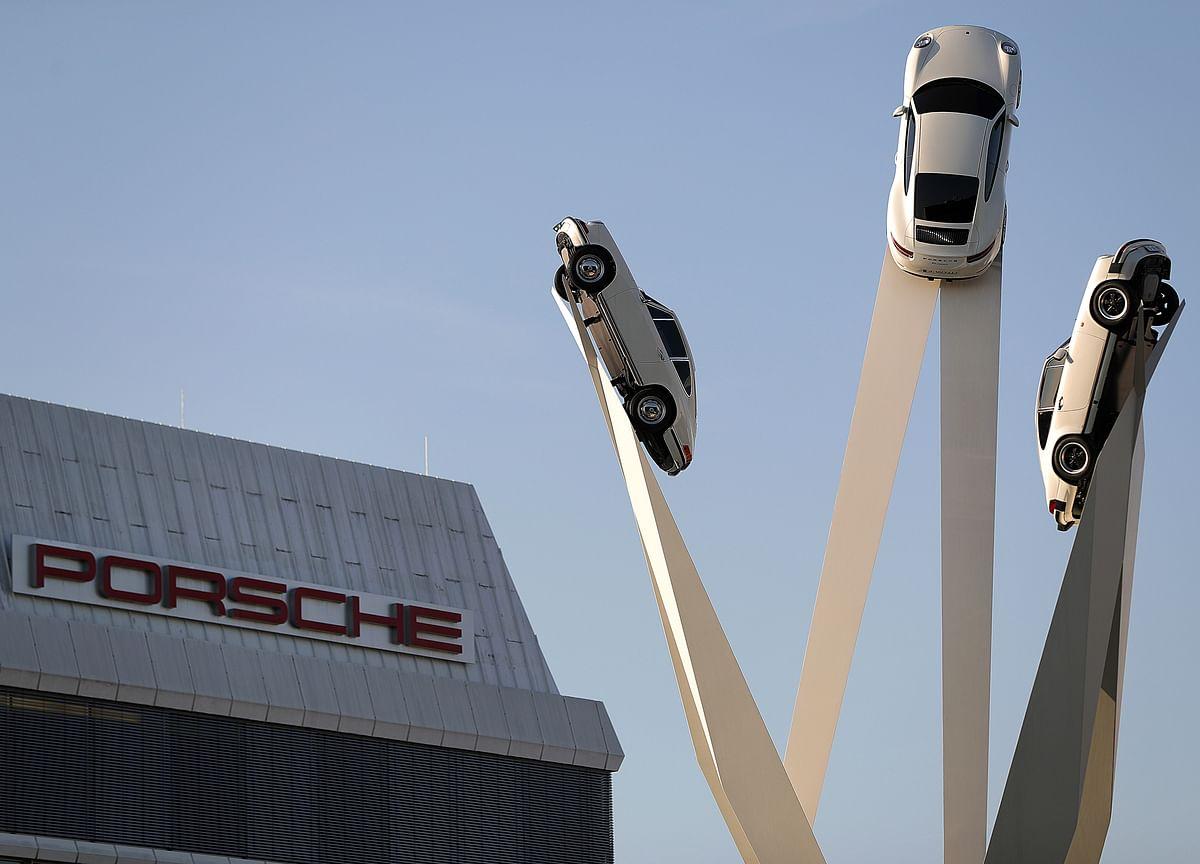 Porsche Targets Uber-Addicted Millennials With Luxury Car-Sharing