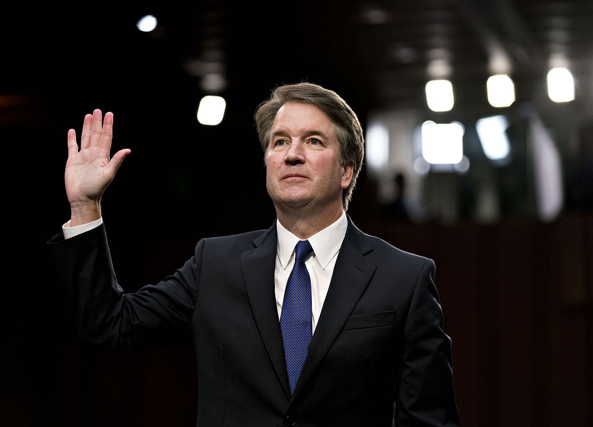 More Than 200 Kavanaugh Protesters Arrested: Hearing Update