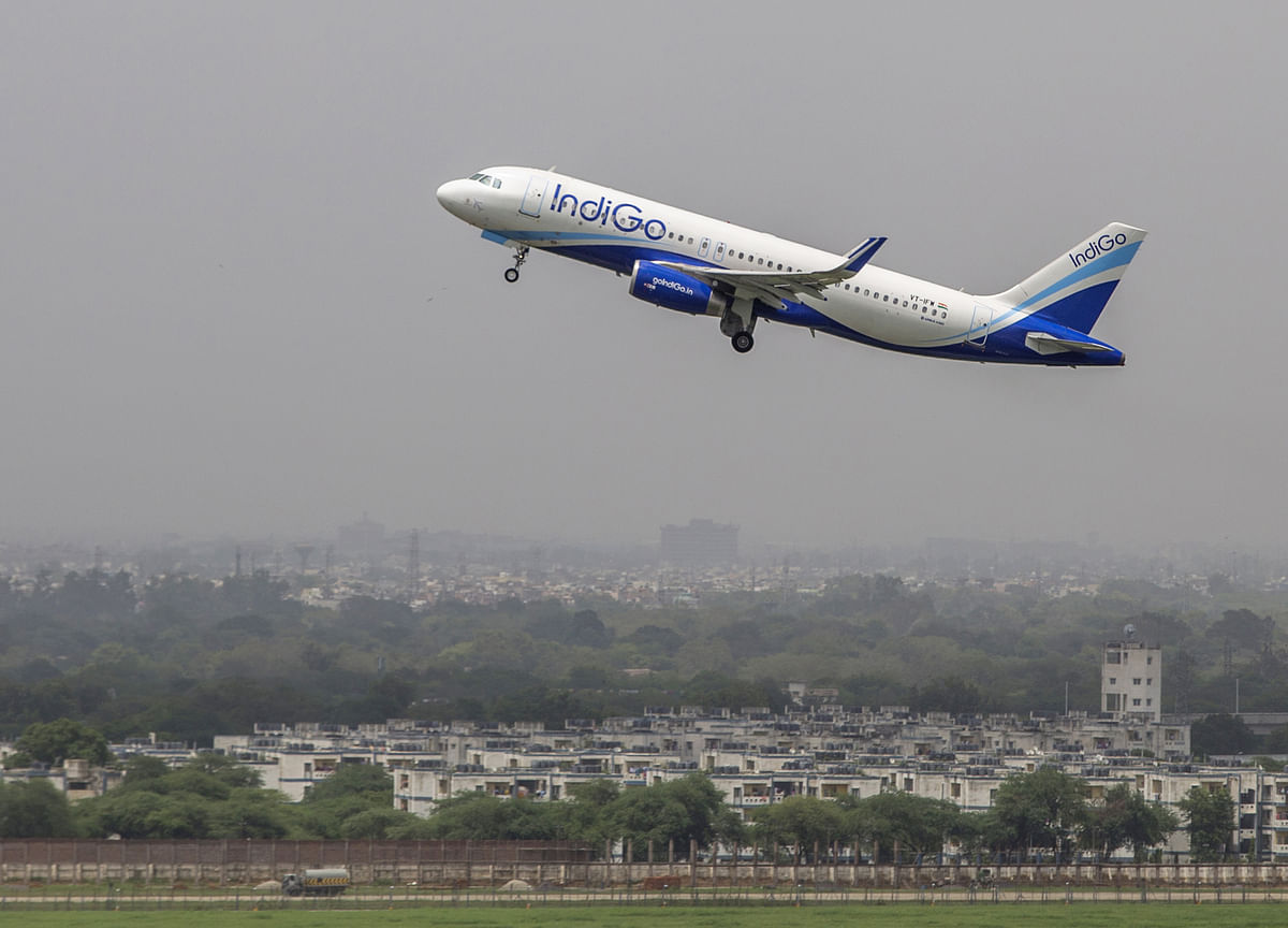 IndiGo's Passenger Load Factor Drops The Most In 18 Months