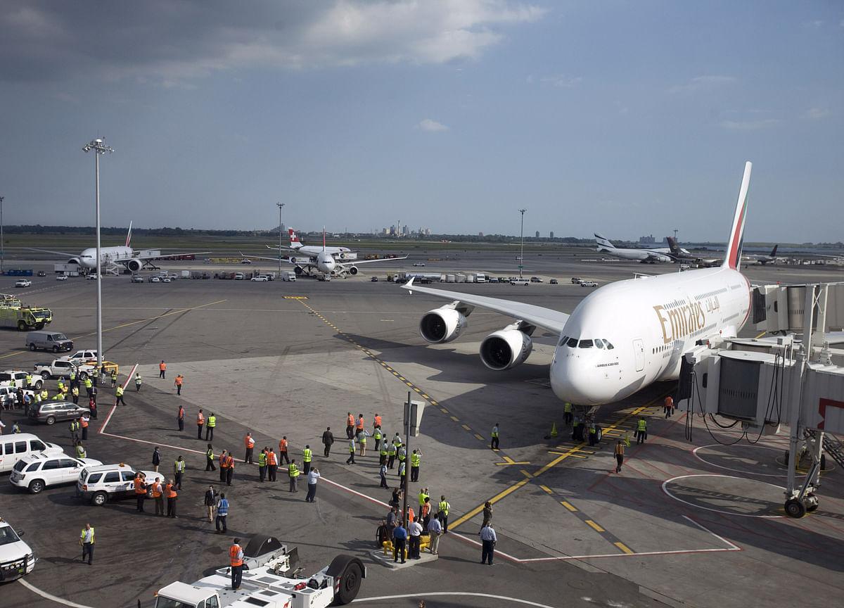 Passengers Become Ill on Emirates Flight From Dubai to JFK