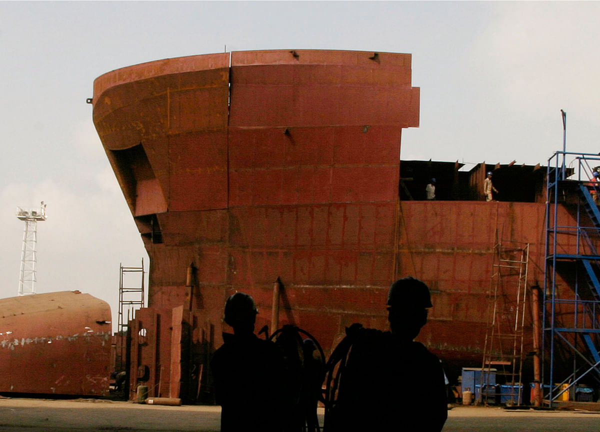 State-Run Shipbuilder Garden Reach's IPO Fails To Attract Investors