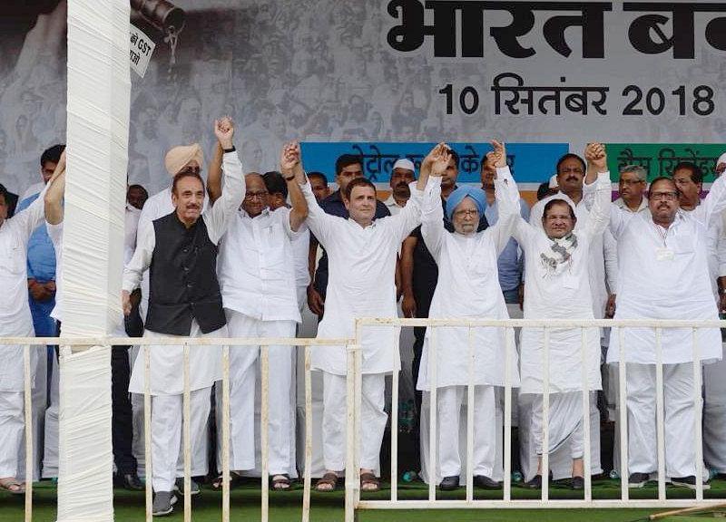 Bharat Bandh: Mayawati Blames Both BJP, Cong for Fuel Price Hike