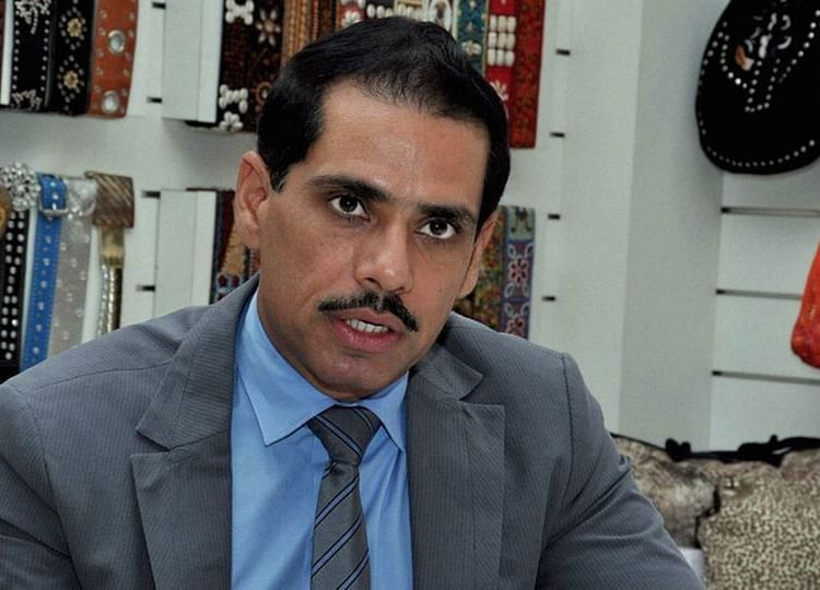 Income Tax Department Questions Robert Vadra For Second Day In Benami Assets Case