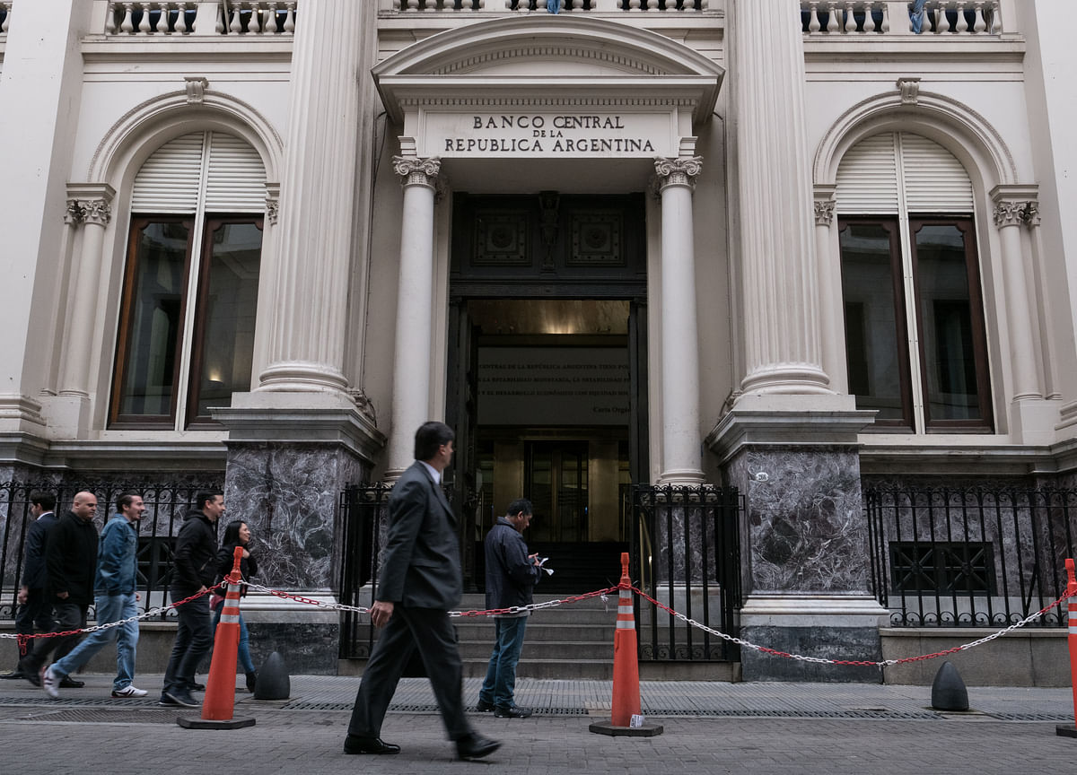 Argentina Holds Rate At World-High 60 Percent To Fight Inflation