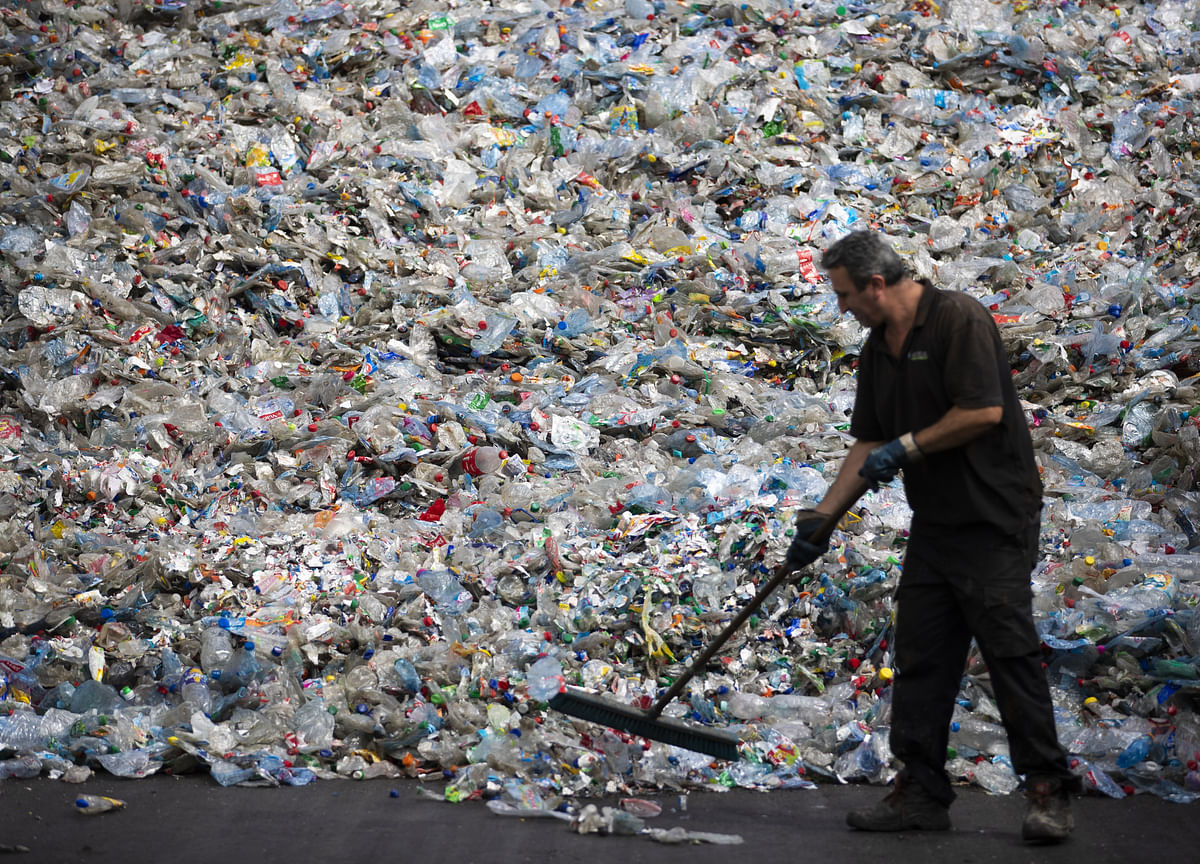 Plastic Waste in the World's Oceans Could Double by 2030