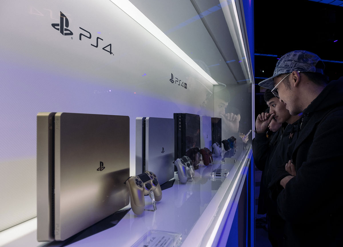 The Cloud-Gaming Battle Is Coming, and Sony Has Its Game Face On