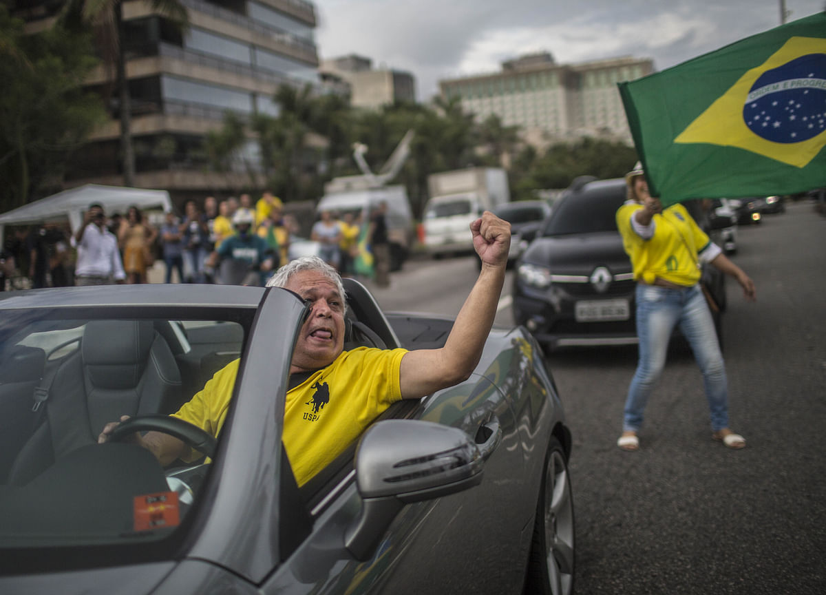 Brazilians Are Spewing Hatred at Each Other Ahead of Presidential Runoff