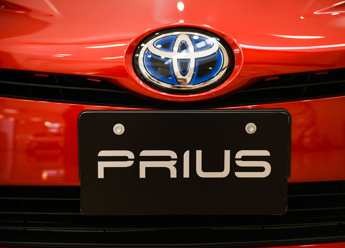 Toyota Issues Second Prius Recall in a Month on Crash Risk