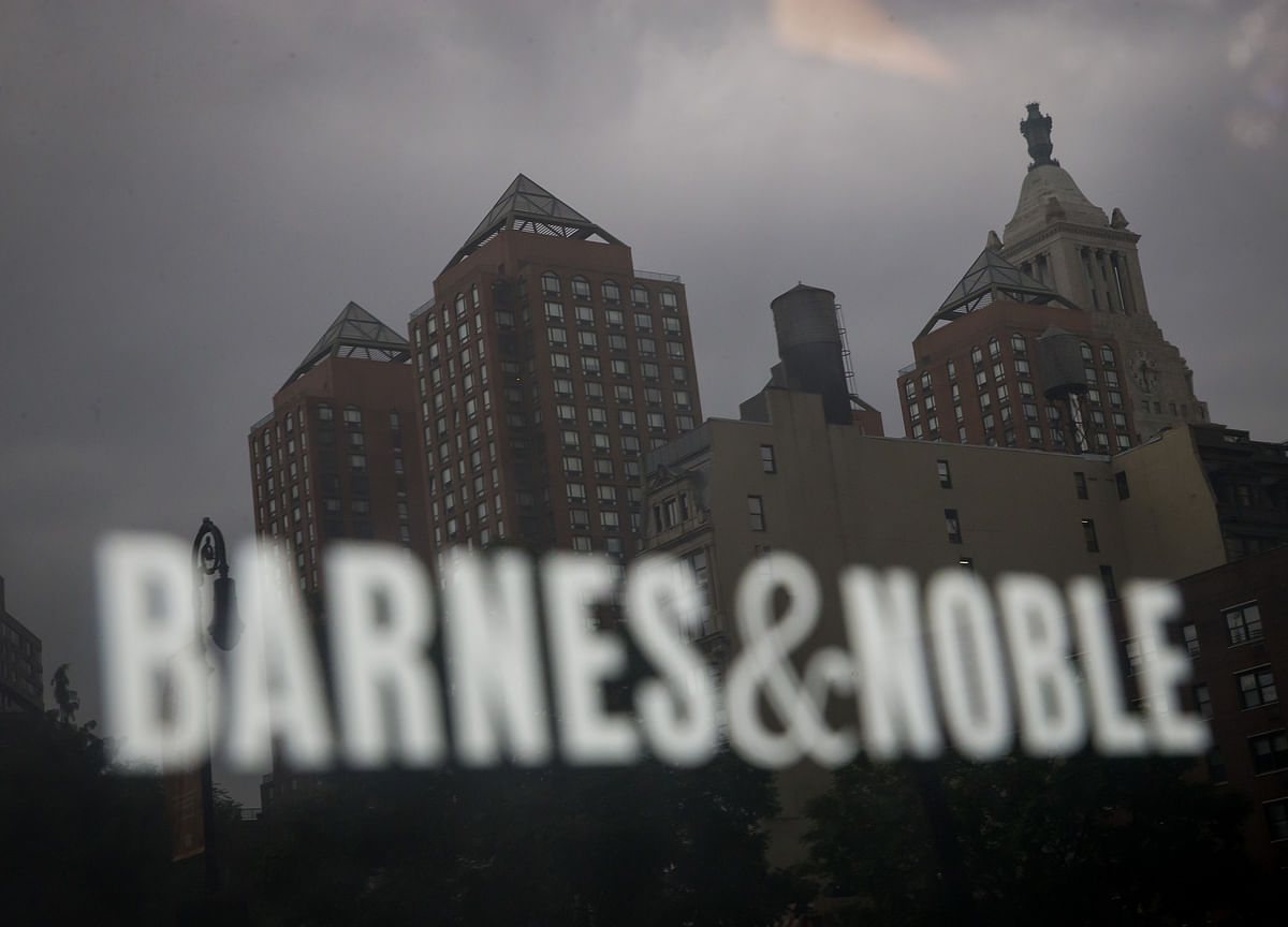 Barnes & Noble to Consider Sale, Including to Founder
