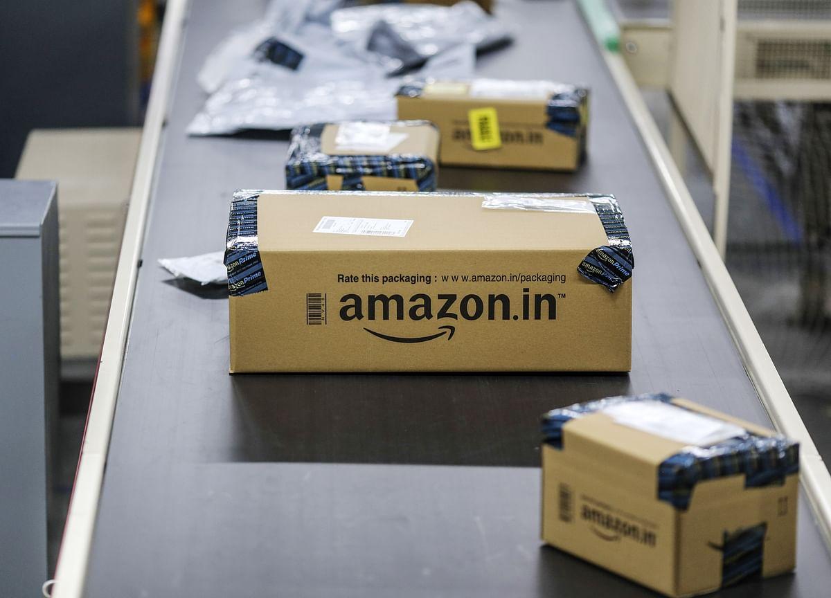 Amazon WantsIndia to Shop Online, and It's Battling Walmart for Supremacy