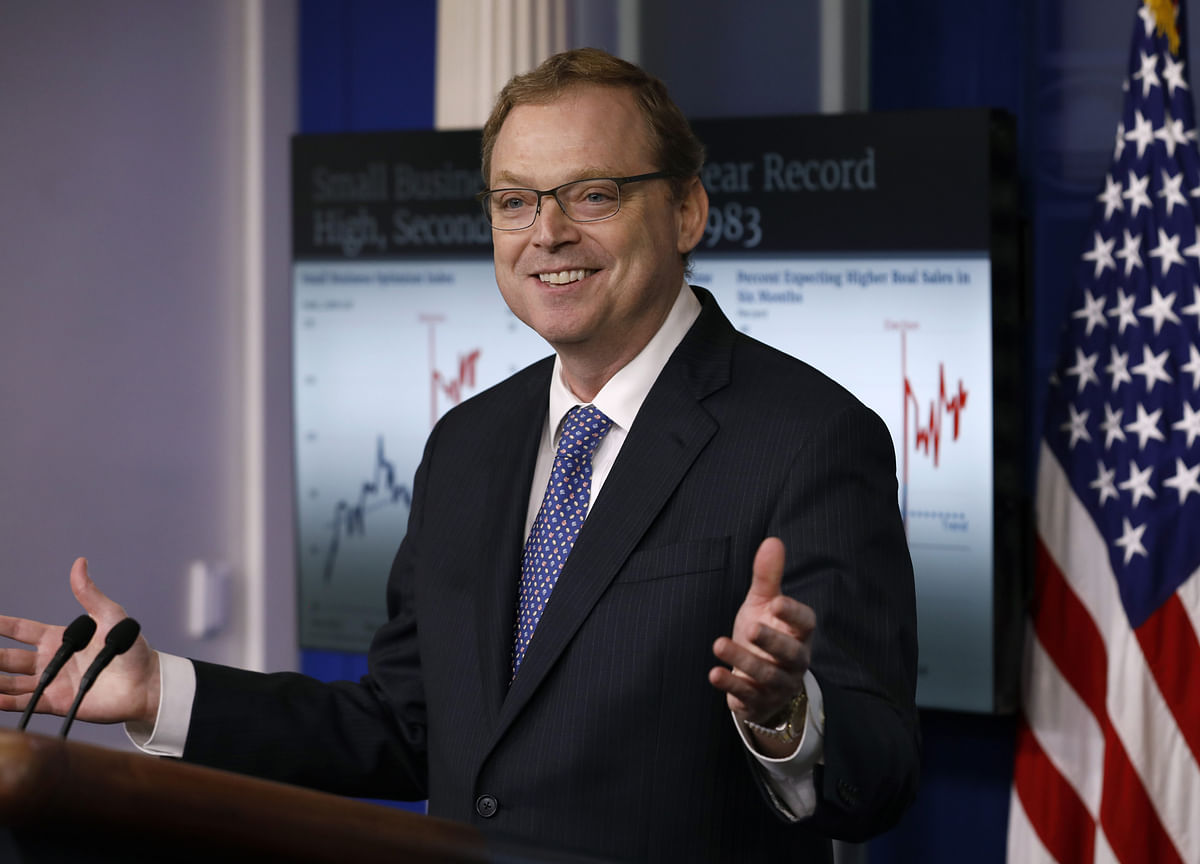 Trump Says Economic Adviser Chair Hassett to Leave Job Shortly