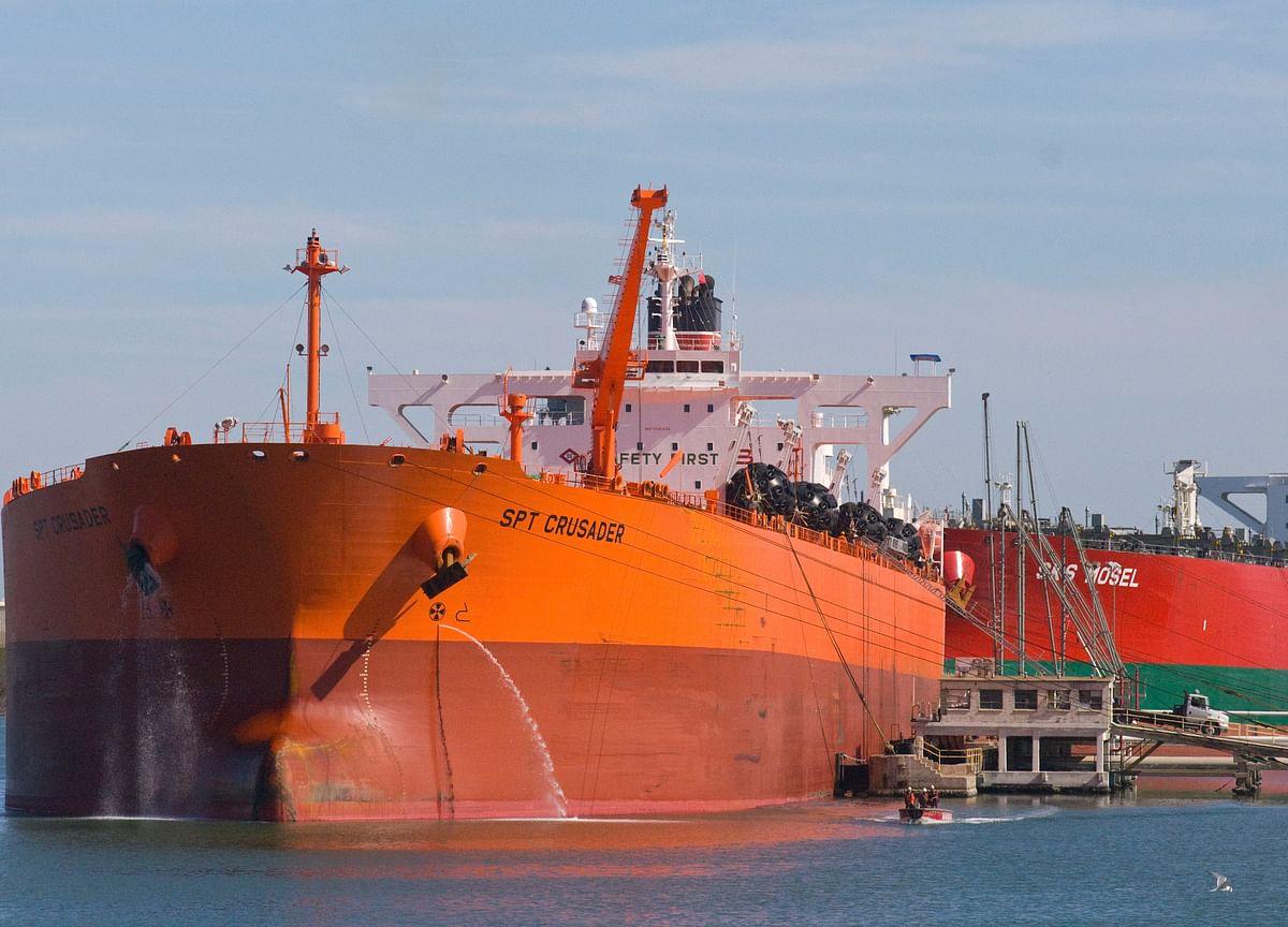 China Slams Brakes on U.S. Crude Oil Imports
