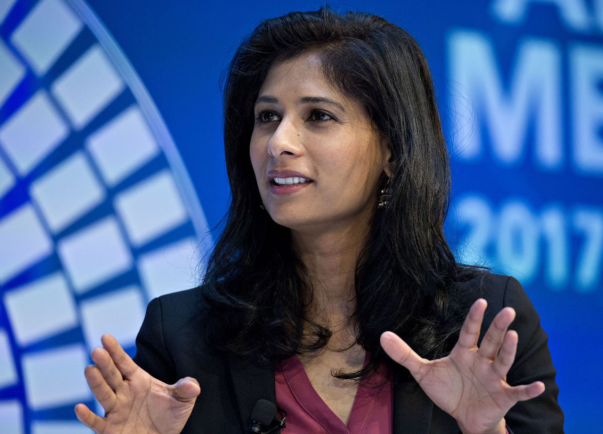 BQ Exclusive: Fixing India's Financial Sector  A Top Priority, Says IMF's Gita Gopinath