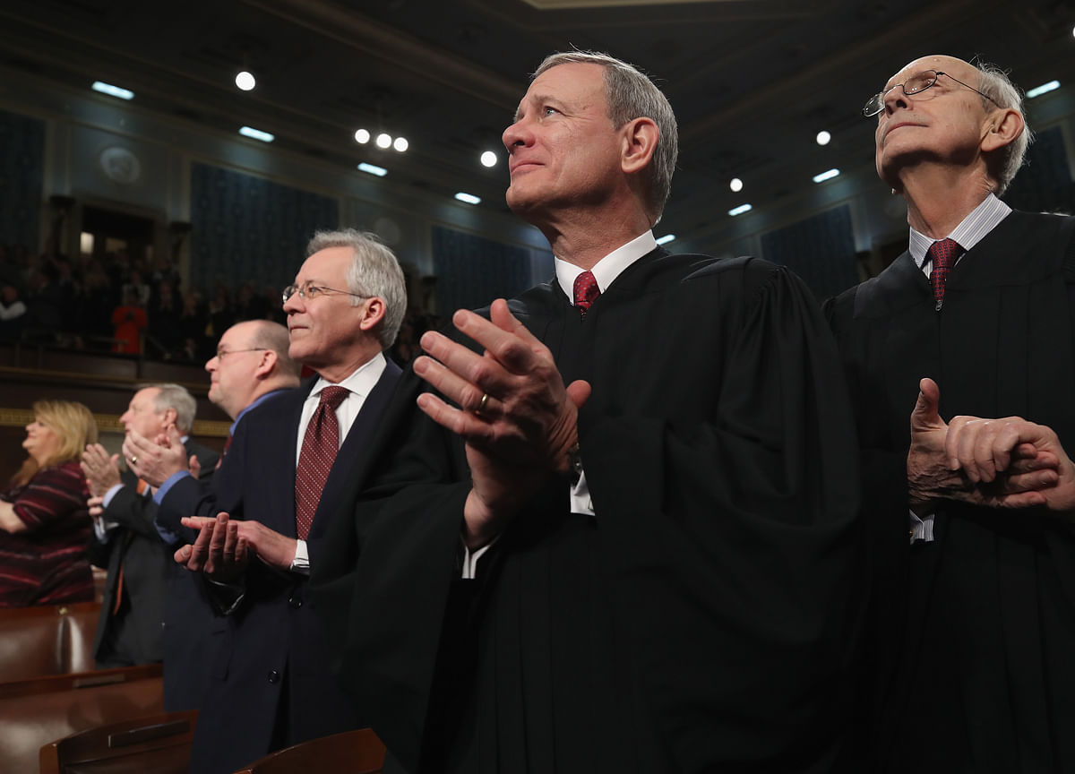 Roberts Will Have Hand on Throttle as Supreme Court Veers Right