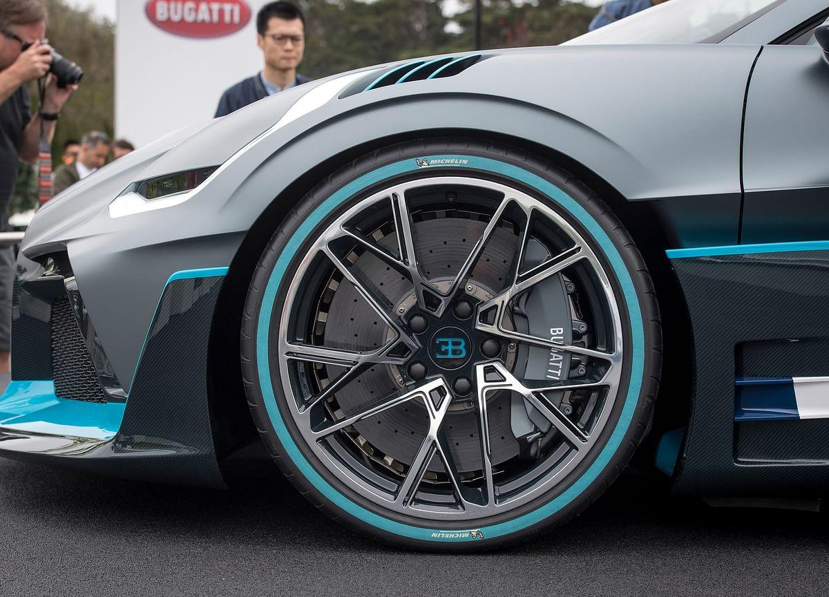 Super-Car Maker Bugatti Considering Broader Range of Models