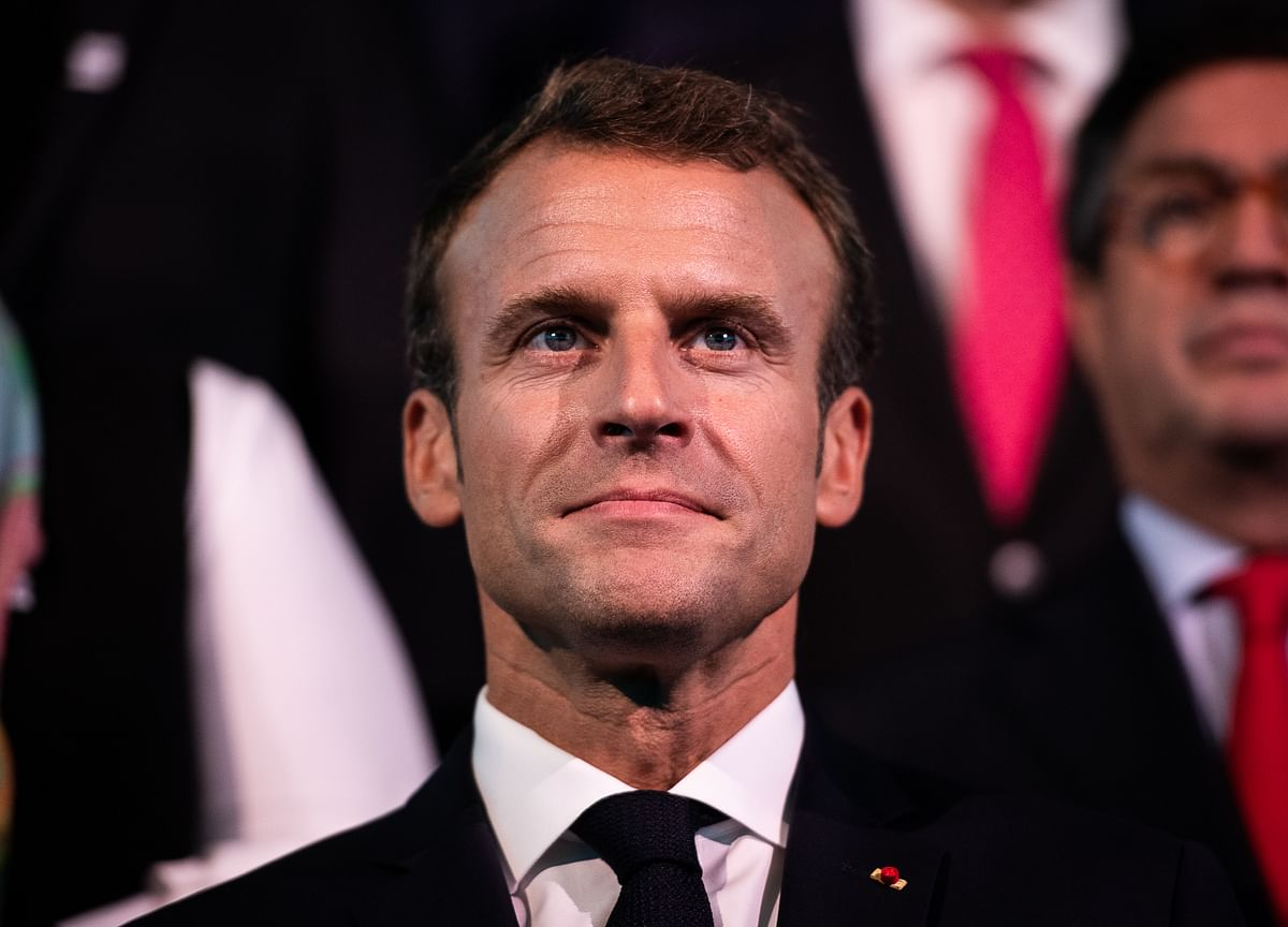 Macron Tries to ContainPolitical Fallout AfterAnother Minister Quits