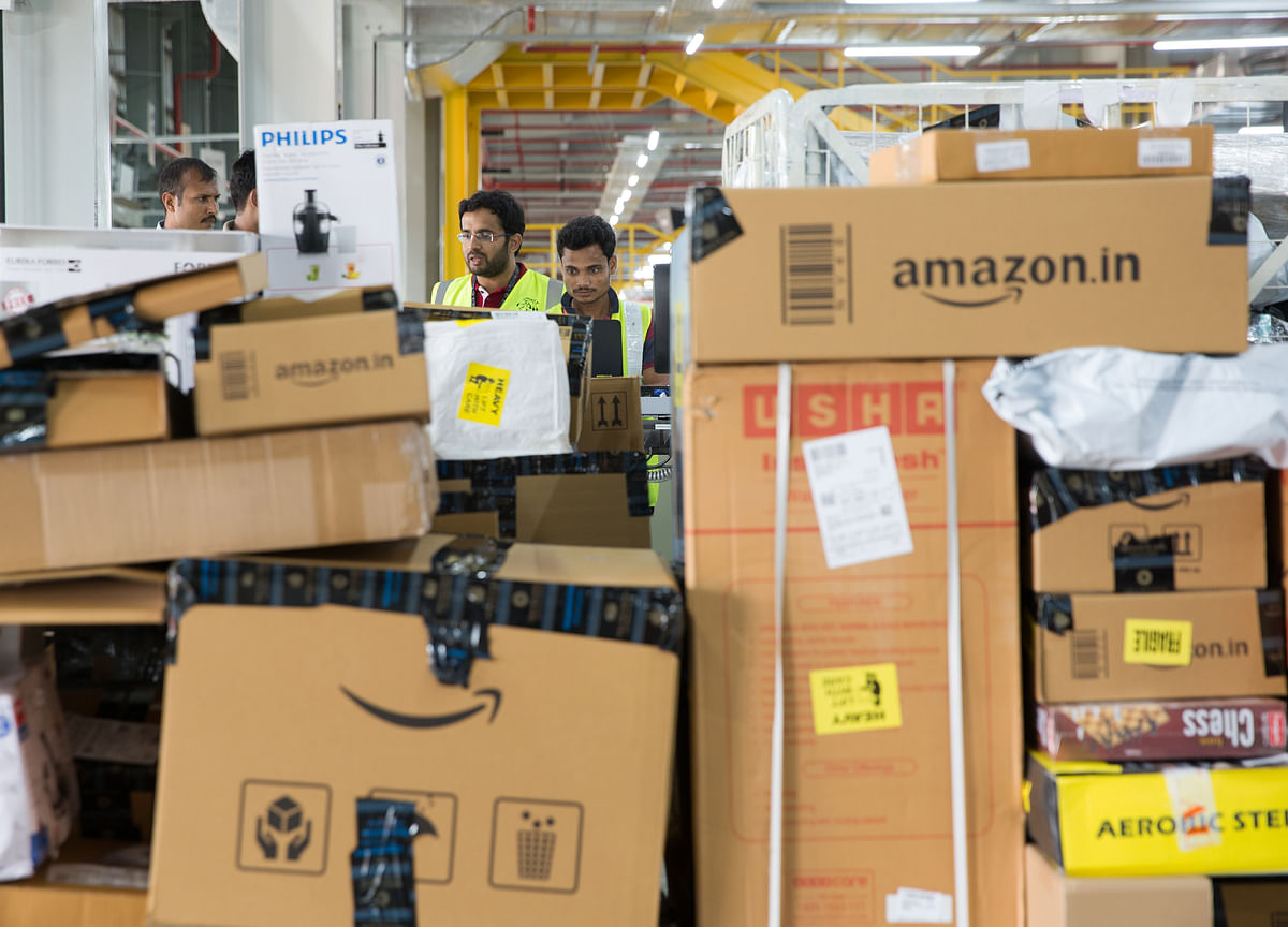 Enforcement Directorate Says Probing If Amazon, Flipkart Violated Foreign Exchange Law