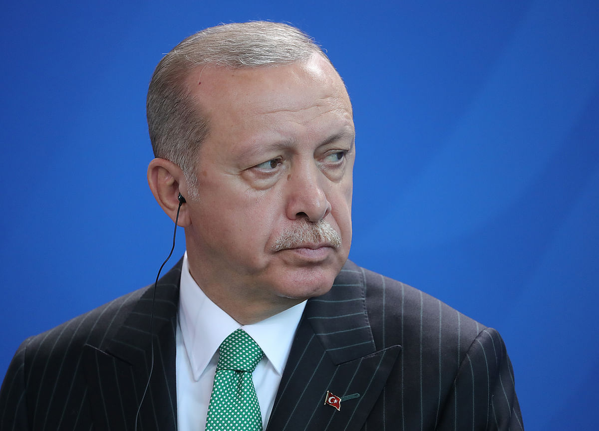 Erdogan Seizes on Saudi Murder as Chance to Upend Middle East