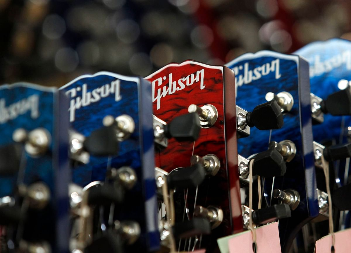 Gibson Guitar Fans at KKR Lead Rock Icon Out of Bankruptcy