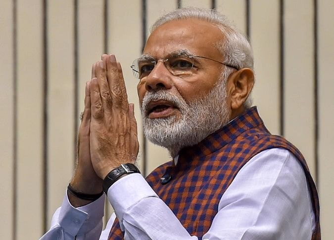 PM Modi Worships Lord Brahma, But Is Unable To Use His Policy Brahmastra