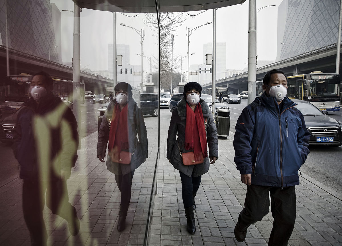 China Is the Climate-Change Battleground