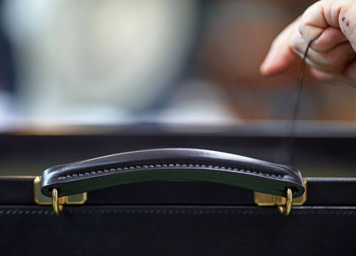 How to Make a Leather Briefcase