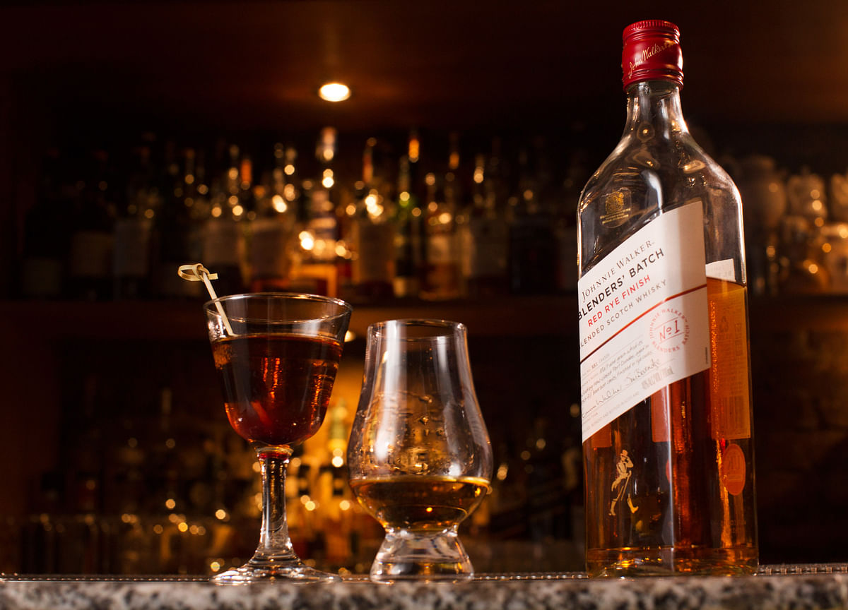 Forget Beer and Rosé, a Truly Classy BBQ Calls for Whisky Cocktails