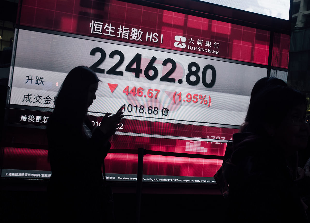 Chinese Stocks Continue Wild Ways as Earlier Gains Evaporate