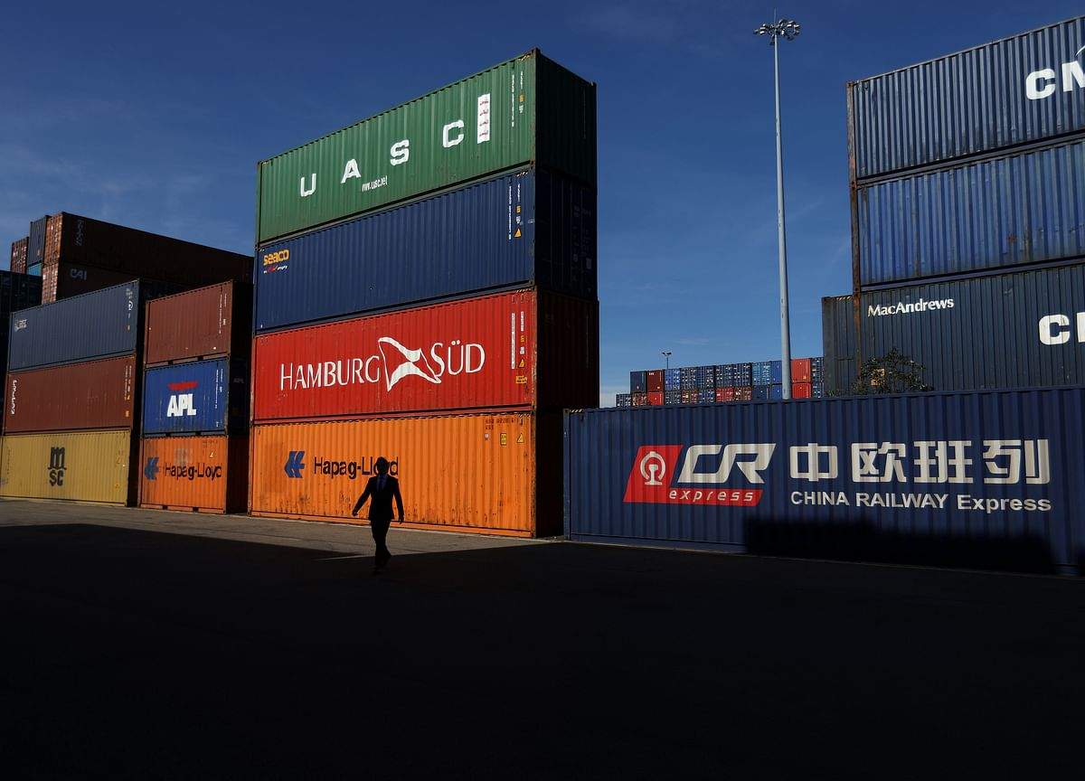 German Imports Suggest Trade-Inflicted Slowdown Is Hitting Home